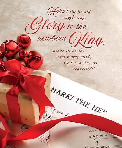 Hark! Advent Large Bulletin (pack of 100) (Bulletin)