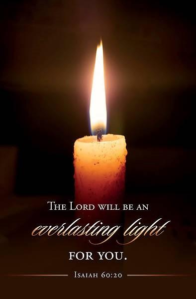 Everlasting Light Bulletin (pack of 100) (Bulletin)