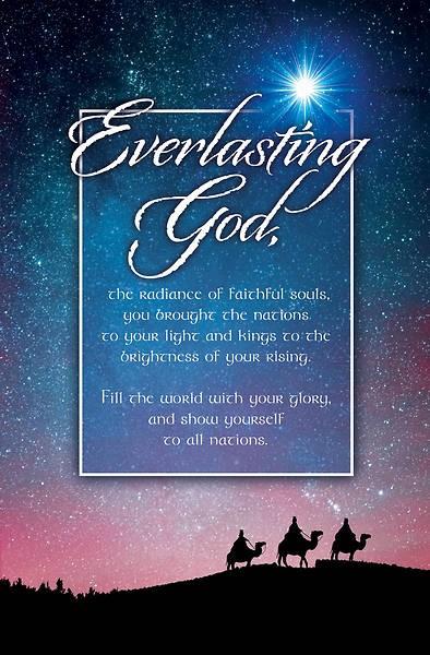 Everlasting God Bulletin (pack of 100) (Bulletin)