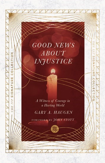 Good News About Injustice (Paperback)