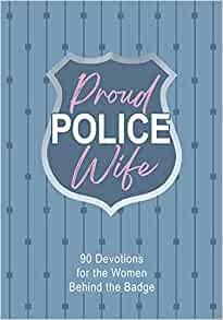Proud Police Wife (Imitation Leather)