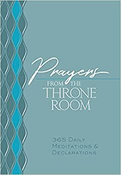 Prayers From the Throne Room (Imitation Leather)