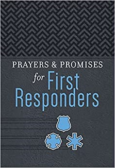 Prayers & Promises for First Responders (Imitation Leather)