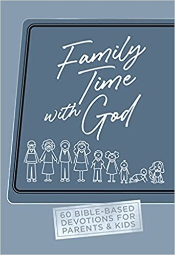 Family Time with God (Imitation Leather)