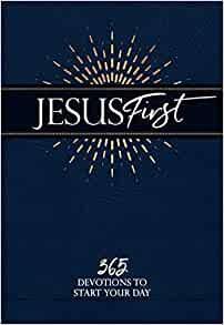 Jesus First (Imitation Leather)