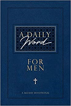 Daily Word for Men, A (Imitation Leather)
