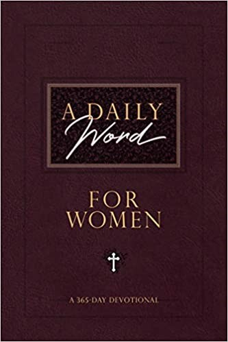 Daily Word for Women, A (Imitation Leather)