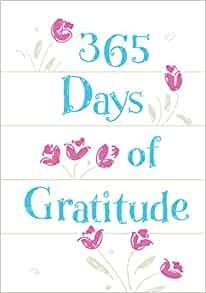 365 Days of Gratitude (Imitation Leather)