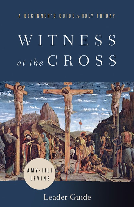 Witness at the Cross Leader Guide (Paperback)