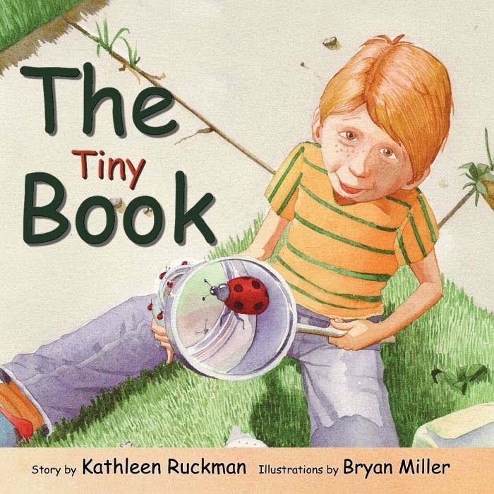The Tiny Book (Paperback)