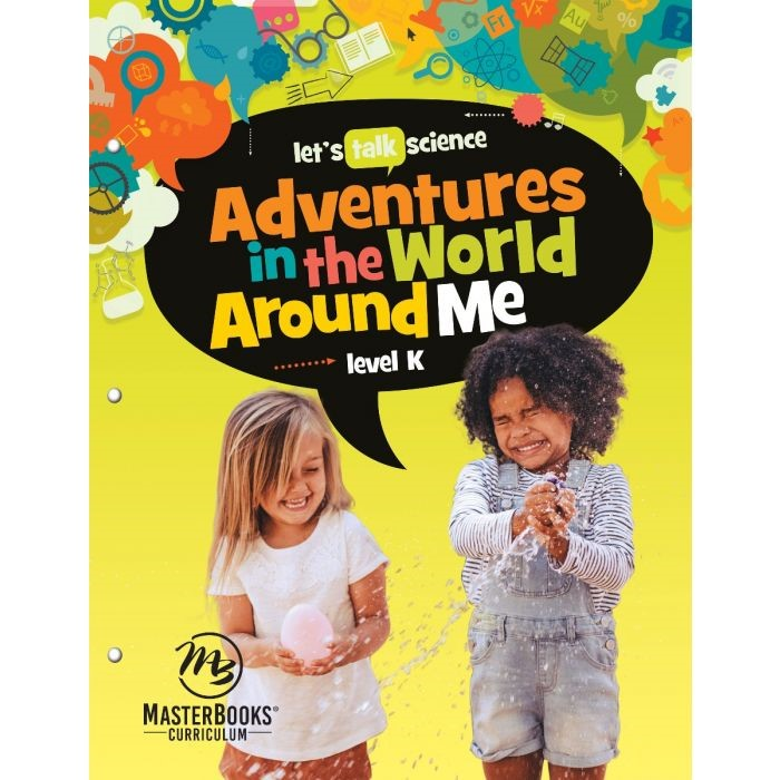Adventures in the World Around Me: Level K (Paperback)