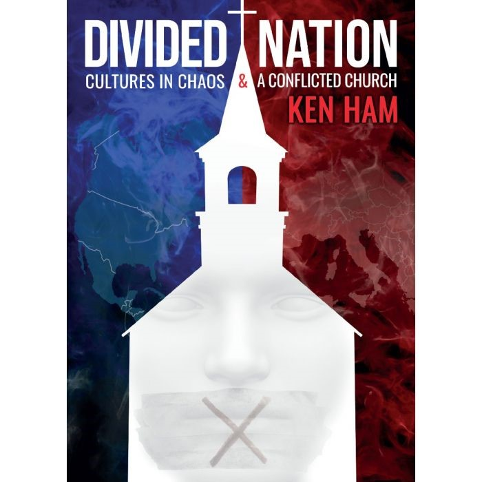 Divided Nation (Hard Cover)