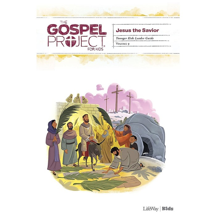 Gospel Project: Younger Kids Leader Guide, Fall 2020 (Paperback)