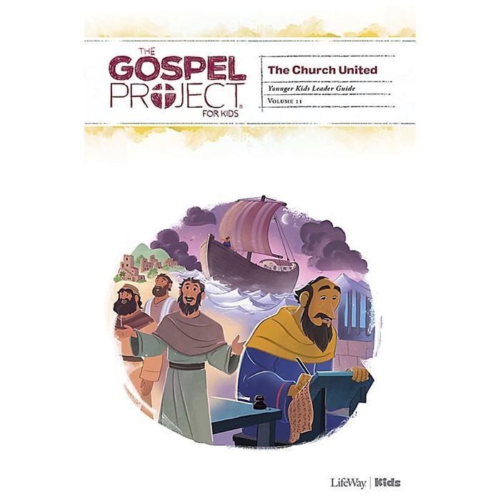 Gospel Project: Younger Kids Leader Guide, Spring 2021 (Paperback)