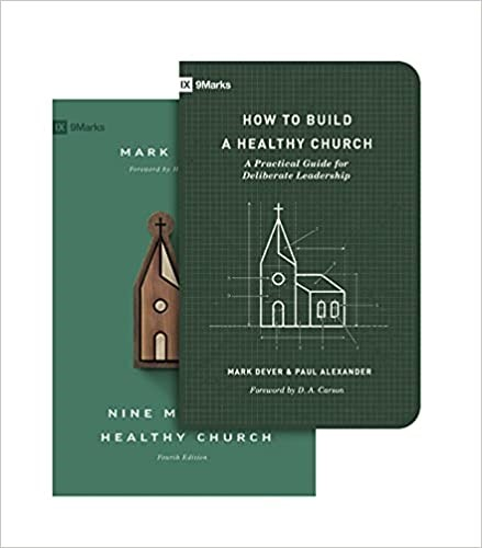 How to Build a Healthy Church (Paperback)