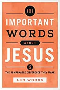 101 Important Words About Jesus (Paperback)