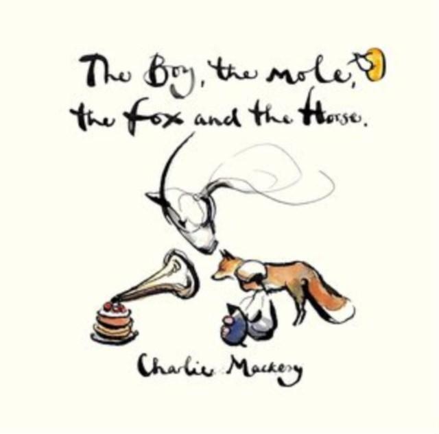 The Boy Mole Fox and the Horse Vinyl (Vinyl)