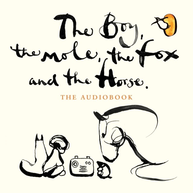 The Boy Mole Fox and the Horse CD (CD-Audio)