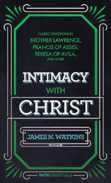 Intimacy with Christ (Paperback)