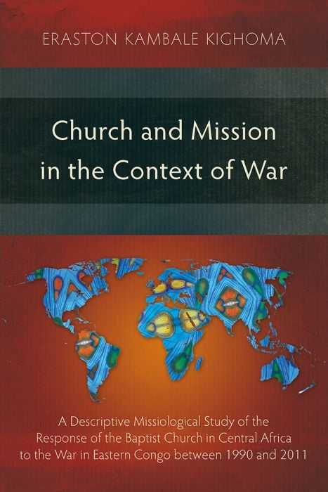 Church and Mission in the Context of War (Paperback)