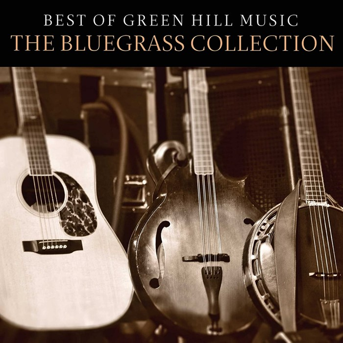 Best of Green Hill Music: The Bluegrass Collection CD