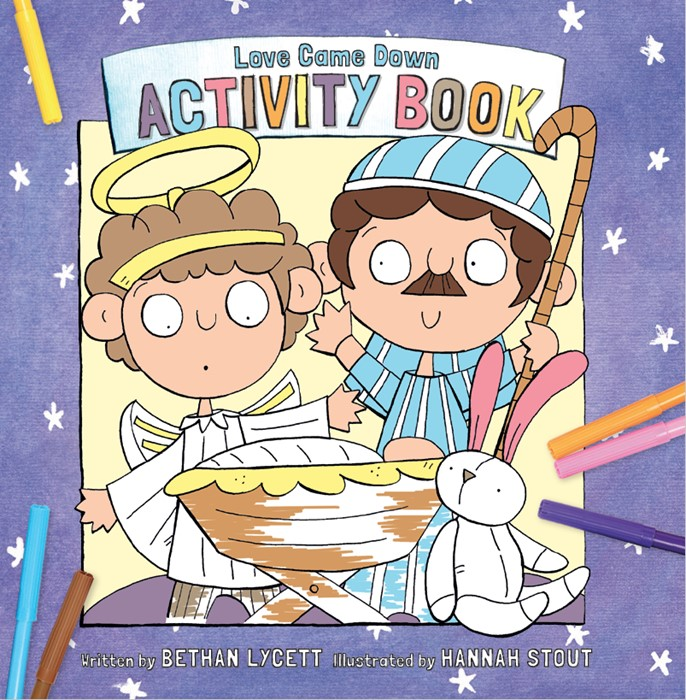 Love Came Down Activity Book (Paperback)