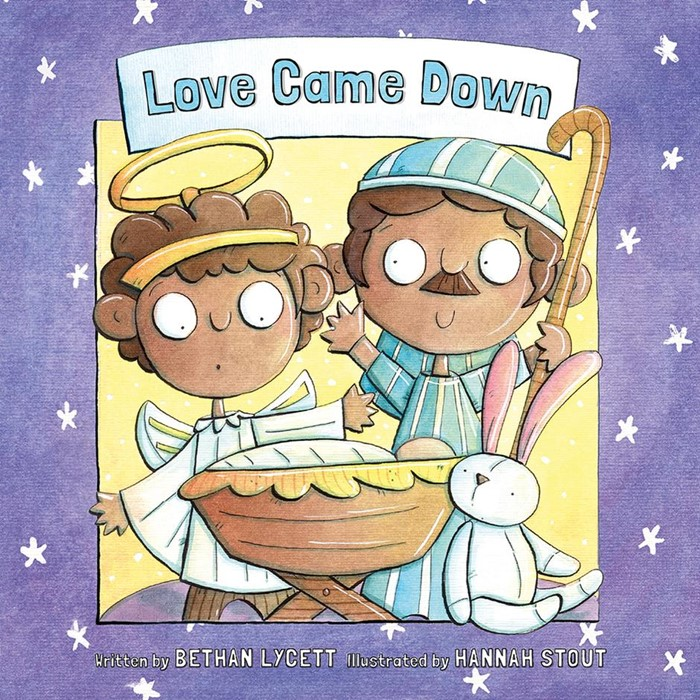 Love Came Down Story Book (Paperback)