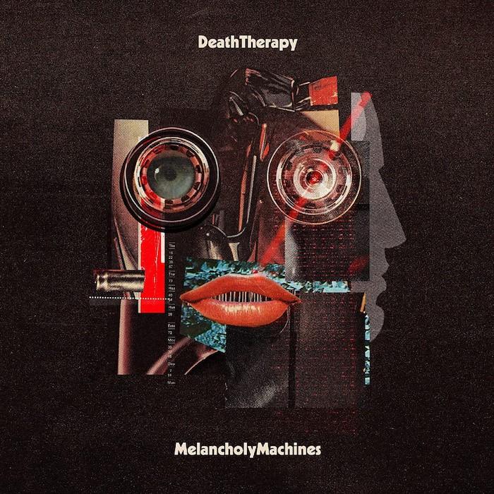 Melancholy Machines CD (CD-Audio)