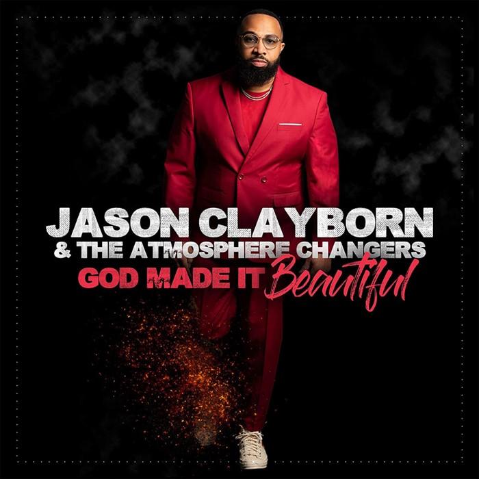 God Made It Beautiful CD (CD-Audio)