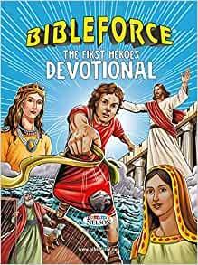 BibleForce Devotional (Hard Cover)