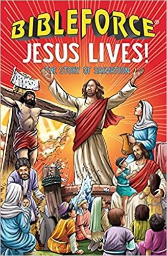 BibleForce Jesus Lives! (Paperback)