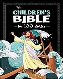 The Children's Bible in 100 Stories (Hard Cover)