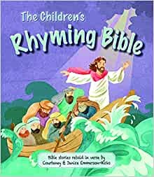 The Children's Rhyming Bible (Hard Cover)