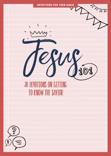 Jesus 101 Teen Girls' Devotional (Paperback)