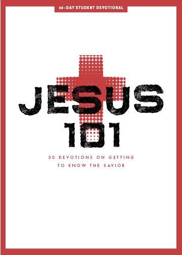 Jesus 101 Teen Devotional (Paperback)