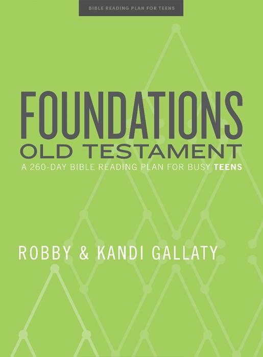 Foundations: Old Testament Teen Devotional (Paperback)