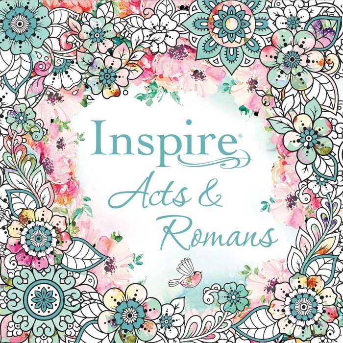 Inspire: Acts & Romans (Softcover) (Paperback)