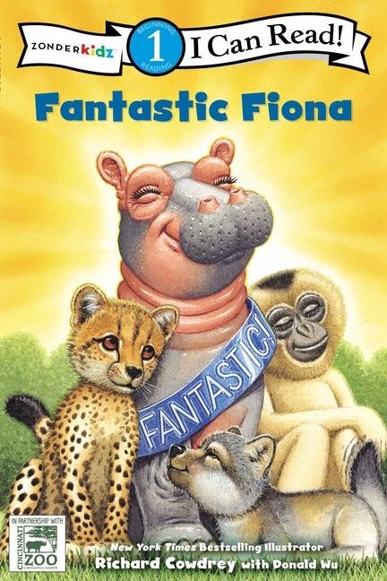 Fantastic Fiona (Paperback)