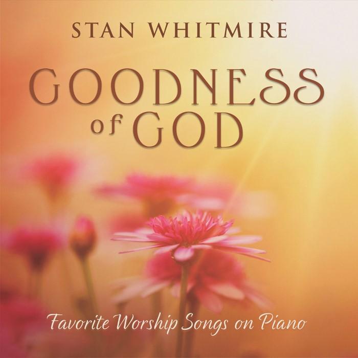 Goodness of God CD (CD-Audio)