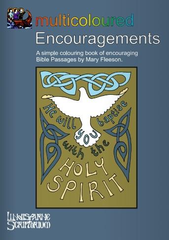 Multicoloured Encouragements (Paperback)