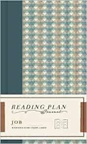 Job Reading Plan Journal