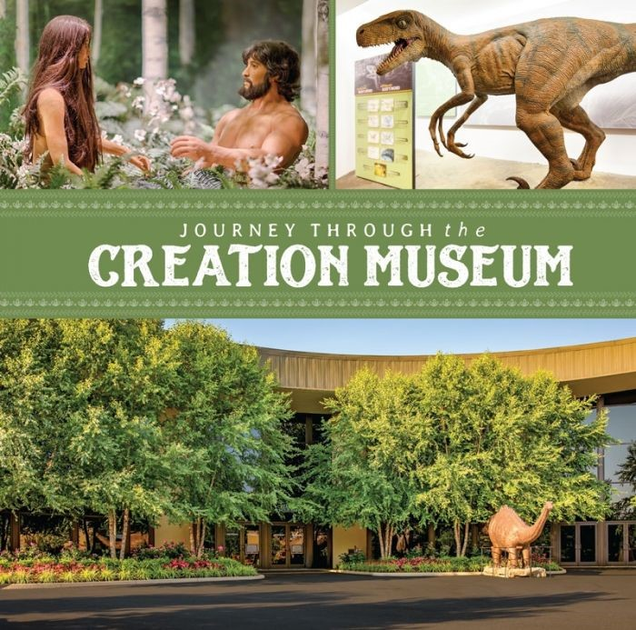 Journey Through the Creation Museum (Hard Cover)