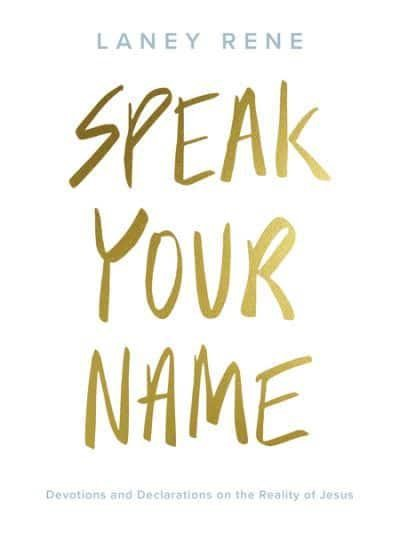 Speak Your Name (Hard Cover)