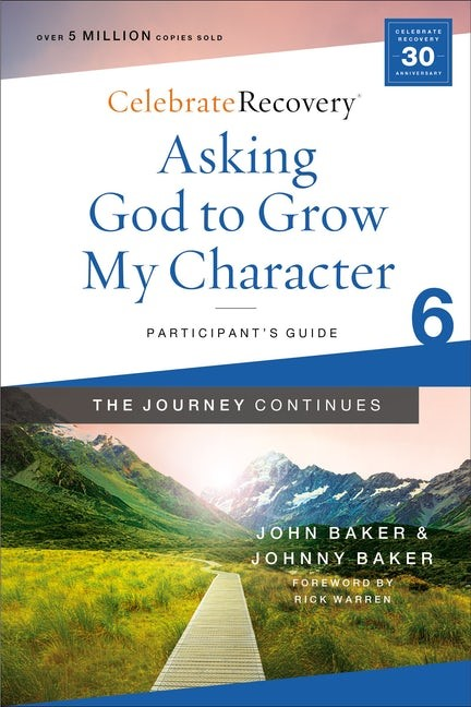 Asking God to Grow My Character (Paperback)