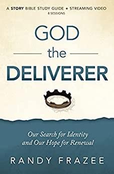 God the Deliverer Study Guide (Paperback)