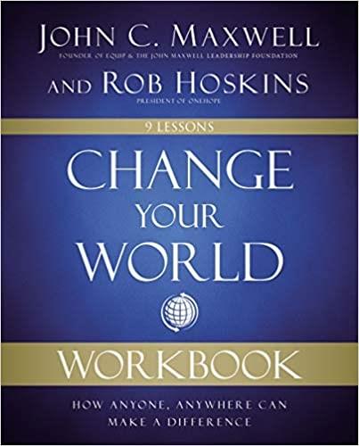 Change Your World Workbook (Paperback)