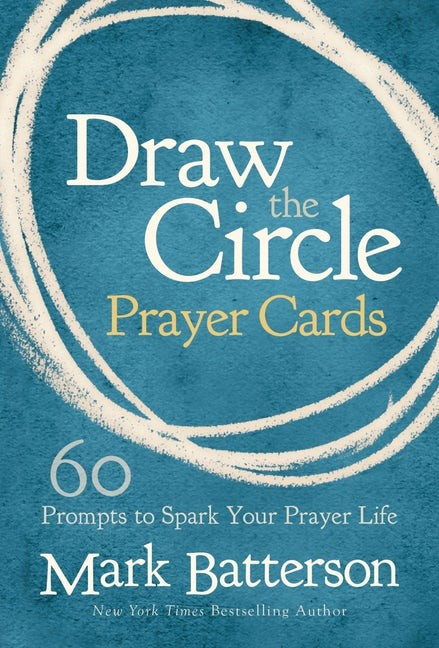 Draw the Circle Prayer Cards (Cards)