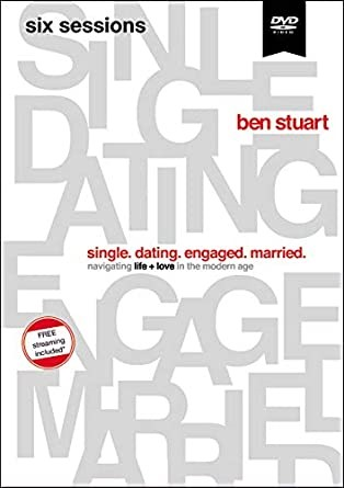 Single, Dating, Engaged, Married Video Study (DVD)
