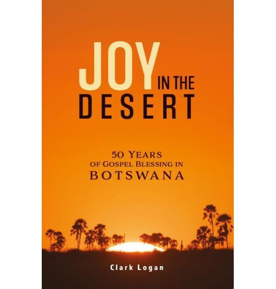 Joy in the Desert (Paperback)