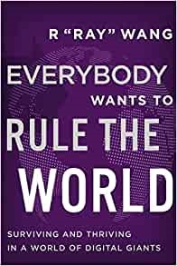 Everybody Wants to Rule the World (Hard Cover)